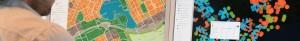 almere in kaart