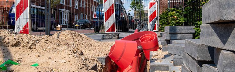 WIOR werken in de openbare ruimte